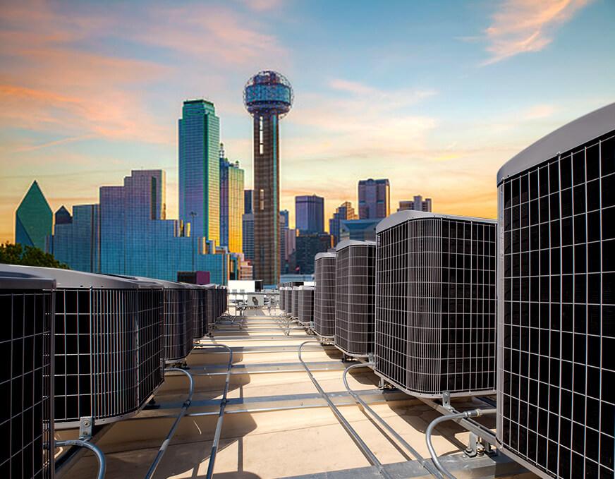 Dallas, Texas | Areas We Serve | Locations | newACunit.com