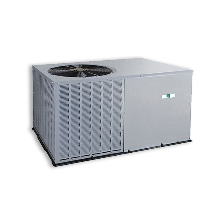 Day and Night 5 Ton 14 SEER Single Stage Straight Cool Package System with a 10 kW Heat Strip Kit Actual AHRI Rating of 14 SEER
